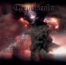 Crepuscolo - Revolution Evilution 1 - fanzine