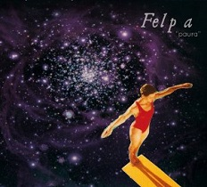 Felpa – Paura 1 - fanzine