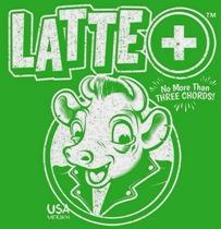 Latte+ - No More Than Three Chords 1 - fanzine