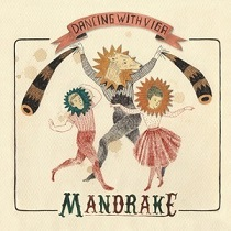 Mandrake – Dancing With Viga 1 - fanzine
