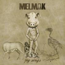 Melmak – Pig Songs ep 1 - fanzine