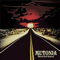 Mutonia - Blood Red Sunset 1 - fanzine
