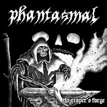 Phantasmal - The Reaper's Forge 1 - fanzine