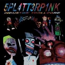 Splatterpink – Mongoflashmob 1 - fanzine