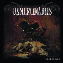 Unmercenaries – Fallen In Disbelief 1 - fanzine