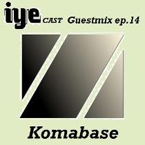IYECAST GUESTMIX EP.14 – KOMABASE 1 - fanzine