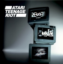 Atari Teenage Riot – Reset 1 - fanzine