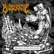 Bloodscribe - Prologue To The Apocalypse 1 - fanzine