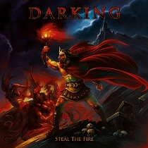Darking - Steal The Fire 6 - fanzine