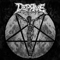 Deprive - Into Oblivion 1 - fanzine