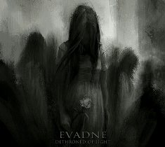 Evadne – Dethroned Of Light 8 - fanzine