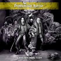 Frankenstein Rooster - The Nerdvrotic Sounds' Escape 1 - fanzine