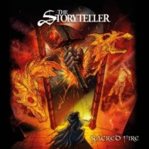 The Storyteller - Sacred Fire 4 - fanzine