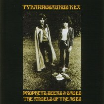 Tyrannosaurus Rex - Prophets, Seers And Sages - The Angels Of The Ages 1 - fanzine