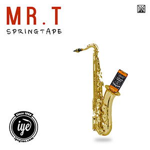 MR. T Springtape for Iye 3 - fanzine