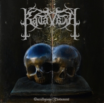 Katavasia - Sacrilegious Testament 4 - fanzine