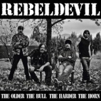 RebelDevil - The Older The Bull, The Harder The Horn 1 - fanzine