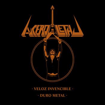 Acero Letal - Veloz Invencible / Duro Metal 1 - fanzine