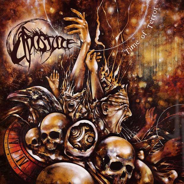 Apostate – Time Of Terror 1 - fanzine