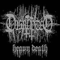 Disrupted - Heavy Death 1 - fanzine