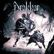 Drakkar - Run With The Wolf 1 - fanzine