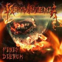 Krysantemia - Finis Derium 1 - fanzine