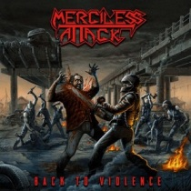 Merciless Attack - Back To Violence 9 - fanzine