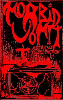 Morbid Vomit – Altars Of Putrefaction 5 - fanzine