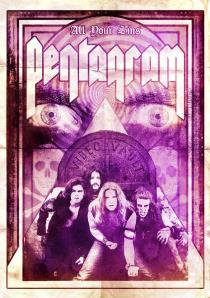 Pentagram - All Your Sins: Video Vault 1 - fanzine