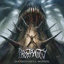 Profanity - Hatred Hell Within 1 - fanzine