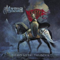 Saxon - Heavy Metal Thunder / The Saxon Chronicles 4 - fanzine