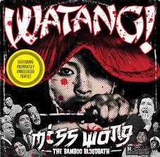 """Watang! - Miss Wong (10"""") 1 - fanzine"""
