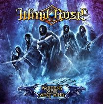 Wind Rose - Wardens Of The West Wind 10 - fanzine