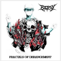 Biopsy - Fractals Of Derangement 6 - fanzine