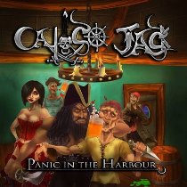 Calico Jack -  Panic In The Harbour 1 - fanzine
