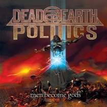 Dead Earth Politics - Men Become Gods 3 - fanzine