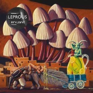 Leprous - Bilateral 8 - fanzine