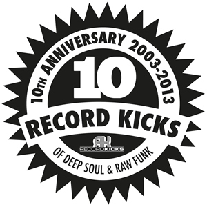 logo record kicks