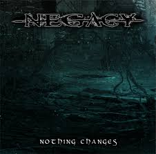Negacy - Nothing Changes 1 - fanzine