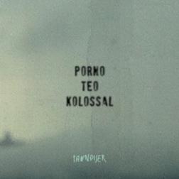 Porn Teo Kolossal – Tannoiser 1 - fanzine