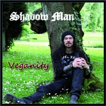 Shadow Man - Veganity 7 - fanzine
