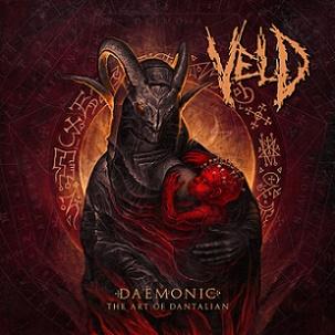 Veld - Daemonic: The Art Of Dantalian 1 - fanzine