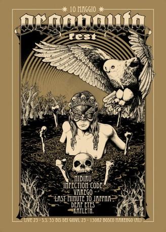 ARGONAUTA FEST 2015 Podcast 1 - fanzine