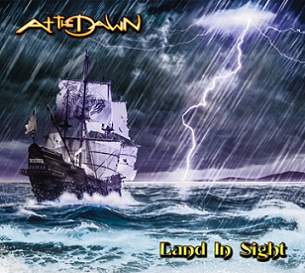 At The Dawn - Land In Sight 1 - fanzine