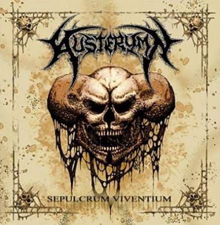 Austerymn - Sepulcrum Viventium 1 - fanzine