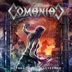 Comaniac - Return To The Wasteland 9 - fanzine