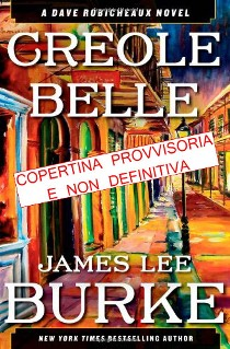 James Lee Burke – Creole Belle 8 - fanzine