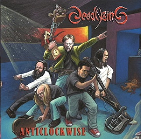 DeadlySins - Anticlockwise 1 - fanzine