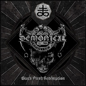 Demonical - Black Flesh Redemption 1 - fanzine