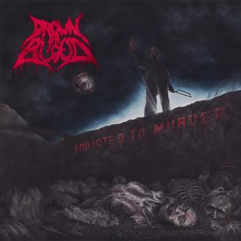 Drown In Blood - Addicted To Murder 11 - fanzine